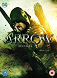 Arrow Season 1-6 [Edizione: Regno Unito]