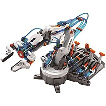 Hydraulic Robot Arm Build Your Own Remote Controlled