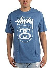 Stussy Stock Lien T-shirt pour hommes