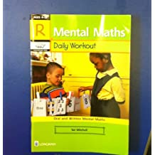 Mental Maths Reception Book Paper