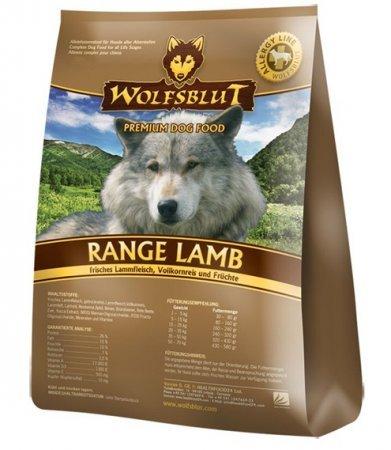 2 x 15 kg | Wolfsblut | Range Lamb