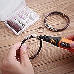 Tacklife-Utensile-Multifunzione-PCG01B-37-V-DC-Mini-Drill-Senza-Fili-a-3-Velocit-Utensile-rotante-con-31-Utensili-e-accessoriBatteria-al-litio-ricaricabile-USB-Pratico-e-versatile-Taglia