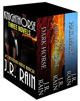 Jim Knighthorse Series: First Three Books (English Edition) von [Rain, J.R.]