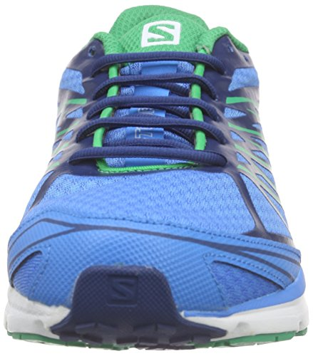 Salomon Herren X-Tour 2 Traillaufschuhe Blau (Process Blue/Midnight Blue/Real Gre)