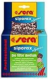 sera 08484 Professional siporax algovec 210 g (für 600 l) die Revolution in der Algenbekämpfung, reduziert schon in 24h Phosphat den Algennährstoff Nr. 1 und ist ein selbst reinigendes Hochleistungsfiltermedium in Tablettenform