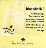 Die Musikhandschrift des Rupen Hagopiyan aus Armas, 1 CD-ROMOsmanische Kunstmusik in einer armenischen Quelle des ausgeh