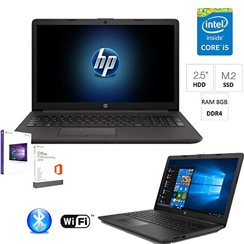 Notebook Portatile Hp G7 intel i5 8265U 3,7ghz,Ram 8Gb Ddr4,Ssd M.2 500GB+Hdd 500Gb,Display full hd...