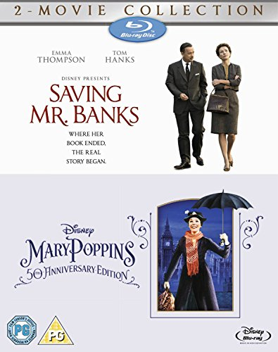 Bild von Saving Mr Banks & Mary Poppins [Blu-ray] [UK Import]