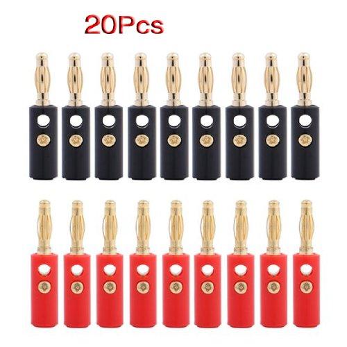 sunluxy-mall-clavijas-metalicas-abombadas-4-mm-20-unidades-color-rojo-y-negro