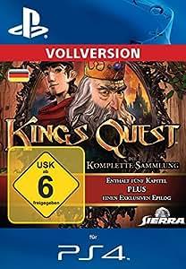 King's Quest: Die komplette Sammlung [Vollversion] [PS4 PSN Code - deutsches Konto]