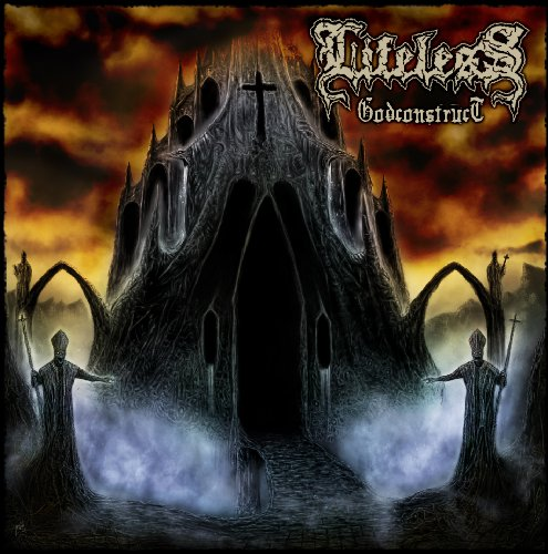 Lifeless: Godconstruct (Audio CD)