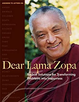 Dear Lama Zopa: Radical Solutions for Transforming Problems into Happiness (English Edition) von [Zopa Rinpoche, Lama]