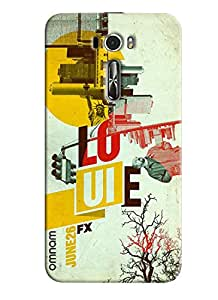 Omnam Louie Movie Scene Printed Designer Back Cover Case For Asus Zenfone 2 (ZE601KL)
