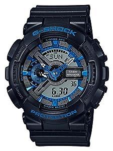 Casio GA-110CB-1AER - Reloj de pulsera Hombre, resina, color Negro de Casio
