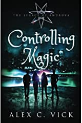 Controlling Magic: Volume 4 (The Legacy of Androva) Paperback