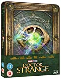 Doctor Strange 2017 3D Includes 2D Version Exclusive Limited Edition Steelbook Blu-ray Gift Steelbook's™ foil + COLLECTIBLE CARDS and FOLDER as GIFT! Region Free