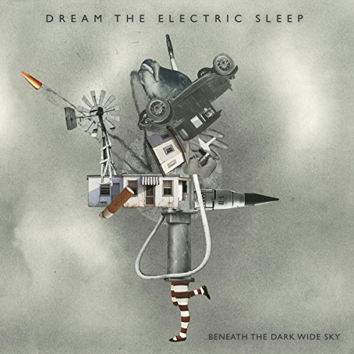 Dream the Electric Sleep: Beneath the Dark Wide Sky (Digipak) (Audio CD)