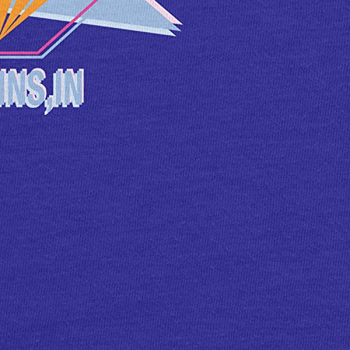 Planet Nerd - The Palace - Damen Kapuzenpullover Blau