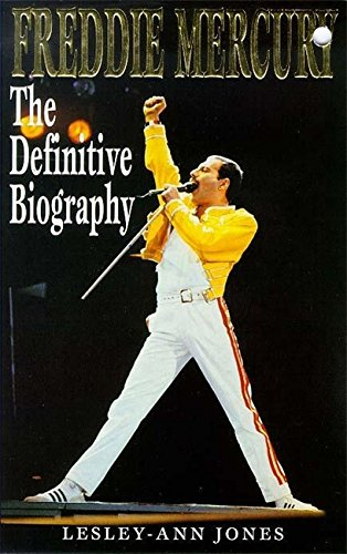Freddie Mercury: The Definitive Biography (Roman)