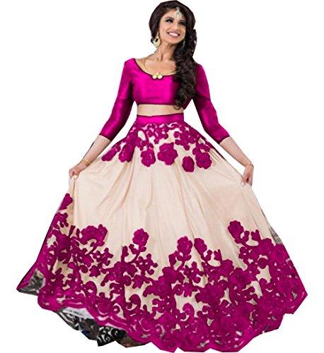 Amit Fashions Indische Designerin Lehenga Choli für Frauen (Choli Lehenga Indische)