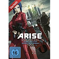 Ghost in the Shell - Arise - Border 1 & 2