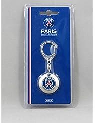 PSG Pivotant Porte-clefs mixte adulte Marine/Rouge Taille Unique