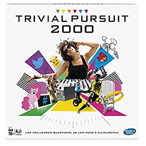 trivial poursuit 2000. Black Bedroom Furniture Sets. Home Design Ideas