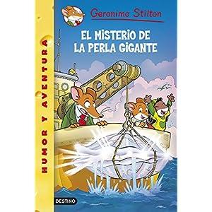 El misterio de la perla gigante: Geronimo Stilton 57
