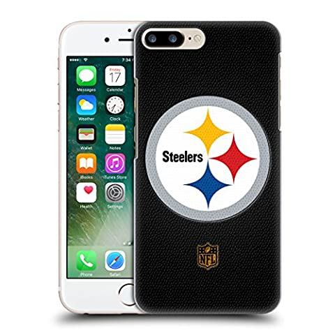 Official NFL Football Pittsburgh Steelers Logo Hard Back Case for Apple iPhone 7 Plus