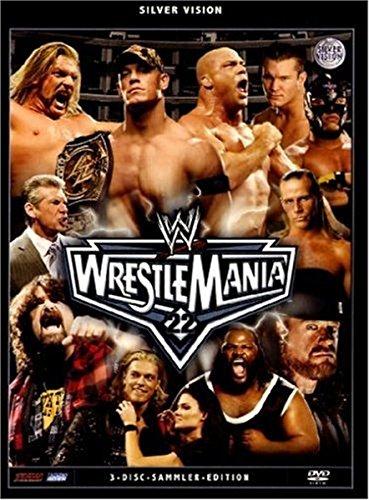 WWE - Wrestlemania 22 (3 DVDs) Wrestlemania 3 Dvd