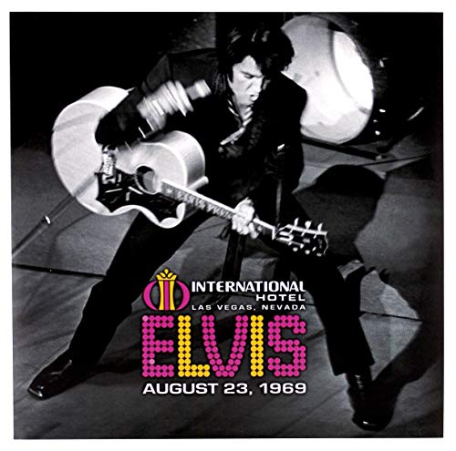 Vegas Vinyl (Live At The International Hotel Las Vegas, Nv August 23, 1969 (2Lp/150G/Dl Code/Gatefold) [Vinyl LP])