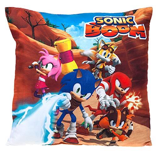 Sonic The Hedgehog 302101 Felpa, Suave, Juguete