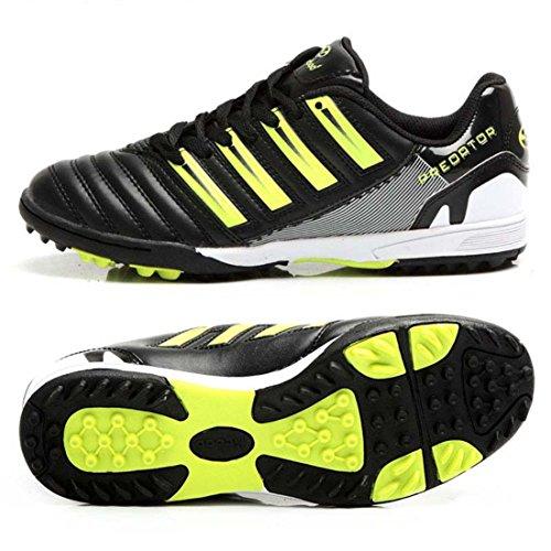 Men's Voetbalschoenen Soccer Athletic Football Shoes Black