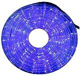 Gartenpirat LED Lichtschlauch Blau 9 m für Garten Innen/außen