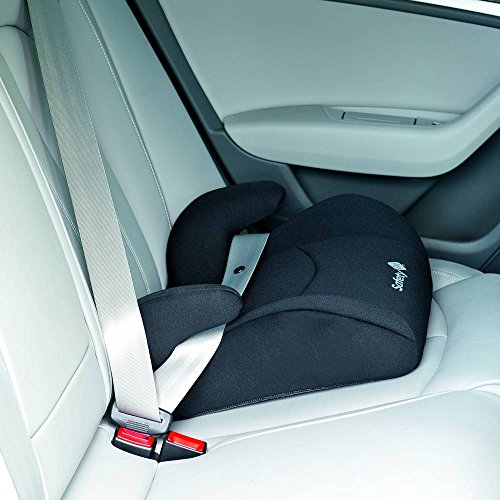 Safety 1st 85347641 – Manga Autositzerhöhung – Kindersitz Gruppe 2/3 (ab 3,5 bis 12 Jahre), full black - 2