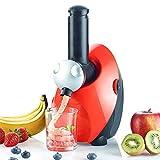 MostroMania - Gelatiera Compatta per Gelati alla Frutta e Sorbetti - Macchina per il Gelato - Utensili da Cucina Versatili - Idee Regalo - Regali di Natale Originali