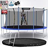 Kinetic Sports Outdoor Gartentrampolin 488 cm