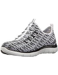 Skechers Flex Appeal 2.0-Insights, Zapatillas Sin Cordones Para Mujer