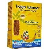 Happy Tummys Malty Banana (Pack of 5 Snack Bars)