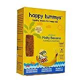 #6: Happy Tummys Malty Banana Snack Bars (Pack of 5)