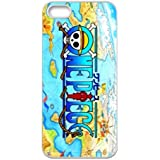 One Piece Popular Anime Luffy iPhone 4 4s Soft Back Case TPU