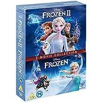 Disney's Frozen Doublepack DVD