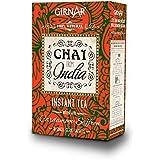 GIRNAR-CHAI DE LA INDIA CON CARDAMOMO Y AZAFRAN. Té instantáneo con especias de la India.