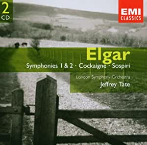 Elgar: Symphonies Nos. 1 & 2, Cockaigne, Sospiri