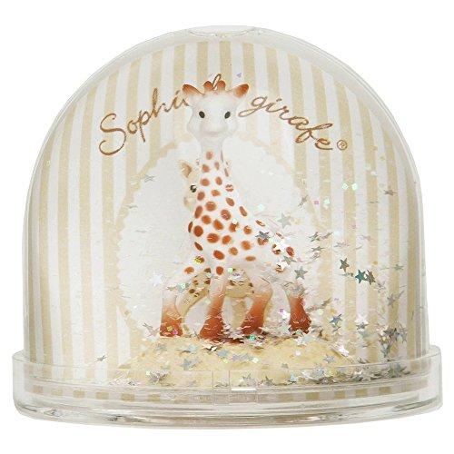 trousselier-sophie-la-jirafa-bola-de-nieve-color-beige