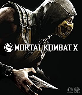 Mortal Kombat X (Xbox One) (B00KJG4434) | Amazon price tracker / tracking, Amazon price history charts, Amazon price watches, Amazon price drop alerts