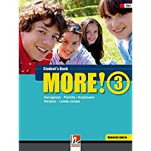 MORE! 3 Student's Book General course: Sbnr 160403