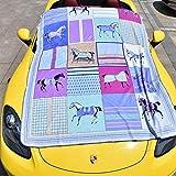 Upstudio Warme Schlafsofa Decke Decke Decke Gericht Stil Multi-Funktions-doppellagige Baby Cloud Decke