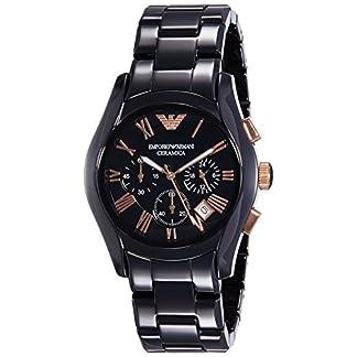 Emporio Armani Analog Black Dial Men's Watch – AR1410I