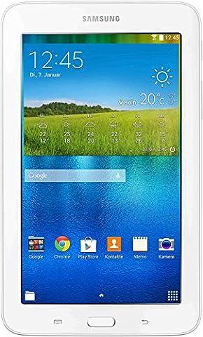 Samsung Galaxy TAB 3 7.0 lite SM-T113NDWADBT 17, 78 cm (7 Zoll) Tablet-PC (Quad-Core-Prozessor, 1 GB, Android 4.4)